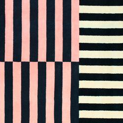 Stripe Rug Large Roseate | Rugs | Hem Design Studio