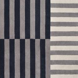 Stripe Rug Large Slate | Rugs | Hem Design Studio