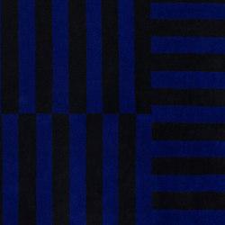 Stripe Rug Medium Cobalt | Rugs | Hem Design Studio