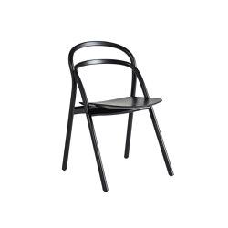 Udon Chair Black | Chairs | Hem Design Studio