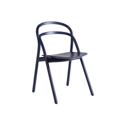 Udon Chair Blue | Chairs | Hem Design Studio