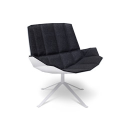 Martini Chair -  Merino | Fauteuils | Müller Möbelfabrikation