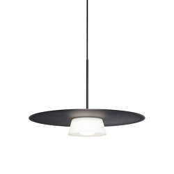Sum Pendant in Black | Suspensions | Terence Woodgate