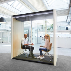 dialogue cube | Office Pods | Bosse