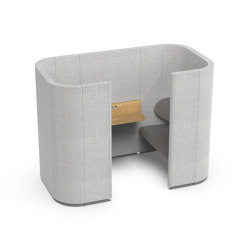 Rondo Box Booth | Meubles cocoon | Lande