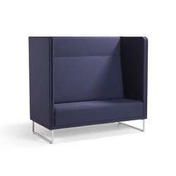 1st Class 2 seater booth | Sofás | Lande