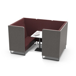 1st Class 4 seater booth | Sofas | Lande
