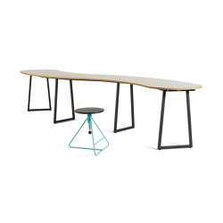 Buggy Snake table | Tavoli alti | Lande