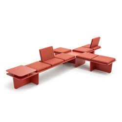 Flatlands modular sofa | Canapés | Lande