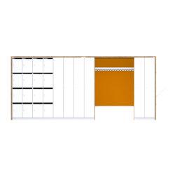 Lockers | Spinde / Schliessfächer | Lande