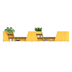 Petram roomdivider | Space dividing systems | Lande
