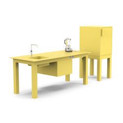 Zok, modular kitchen | Modular kitchens | Lande