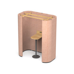 Rondo Suono booth | Office Pods | Lande