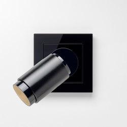 Plug & Light  | A Creation LED Spotlight black | Lámparas de pared | JUNG