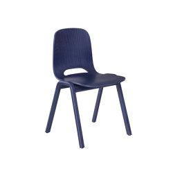 Touchwood Chair Black | Chairs | Hem Design Studio