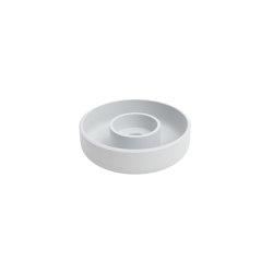 Punched Metal Candle Holder Grey | Candlesticks / Candleholder | Hem Design Studio