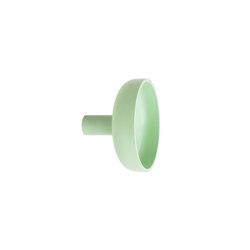 Punched Metal Hook Large Pastel Green | Ganchos simples | Hem Design Studio