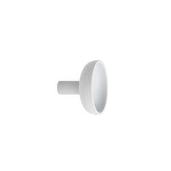Punched Metal Hook Small Grey | Einzelhaken | Hem Design Studio