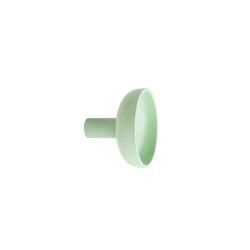 Punched Metal Hook Small Pastel Green | Ganchos simples | Hem Design Studio