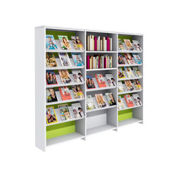 Ratio | Shelving | Lammhults Biblioteksdesign