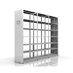 Uniflex | Shelving | Lammhults Biblioteksdesign