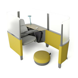 Brody Lounge | Mobiliario fonoabsorbente | Steelcase