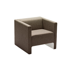 Viccarbe Davos Seating | Armchairs | Steelcase
