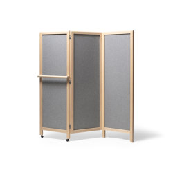 Santiago Folding Screen | Sound absorbing freestanding systems | TON
