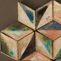 Estro Lab | Forme 01 | Ceramic tiles | Cotto Etrusco