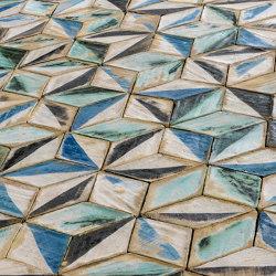 Estro Lab | Forme 01 | Rumbles | Ceramic tiles | Cotto Etrusco