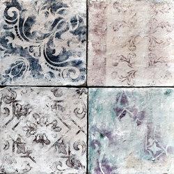 Estro Lab | Forme 02 | Marmette | Ceramic tiles | Cotto Etrusco