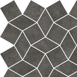 Industrial Color Chic Jet Black | Ceramic flooring | Rondine