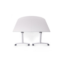 FlipTop Twin Table | Mesas contract | Steelcase