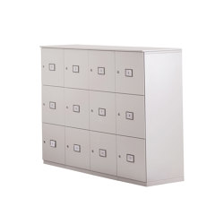 Lockers Collection | Cabinets | Steelcase