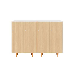 Lockers Collection | Sideboards | Steelcase
