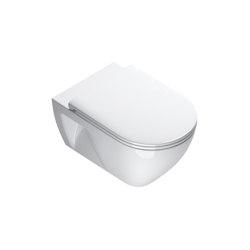 Sfera Eco Wc Newflush 54x35 | WC | Ceramica Catalano