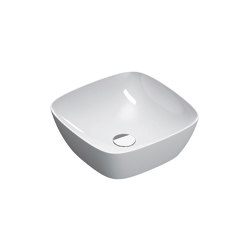 Green Lux 40x40 | Waschtische | Ceramica Catalano