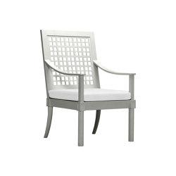 QUADRATL GRANDE ARMCHAIR | Chairs | JANUS et Cie