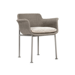 GINA ARMCHAIR | Chairs | JANUS et Cie