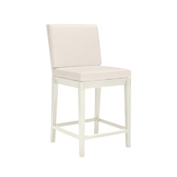 QUADRATL COUNTER STOOL | Bar stools | JANUS et Cie