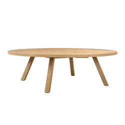 GINA DINING TABLE ROUND 240 | Dining tables | JANUS et Cie