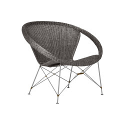 SUKI RATTAN LOUNGE CHAIR | Sessel | JANUS et Cie