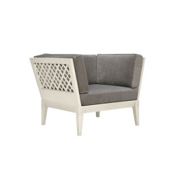 QUADRATL CLUB CHAIR | Sillones | JANUS et Cie