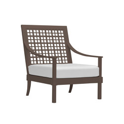 QUADRATL LOUNGE CHAIR | Sillones | JANUS et Cie