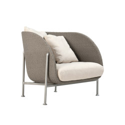 GINA CLUB CHAIR | Armchairs | JANUS et Cie