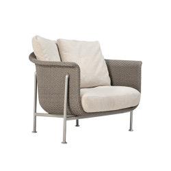 GINA GRANDE LOUNGE CHAIR | Armchairs | JANUS et Cie