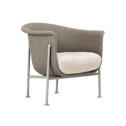 GINA LOUNGE CHAIR | Armchairs | JANUS et Cie