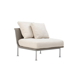 GINA MODULE CENTER | Poltrone | JANUS et Cie