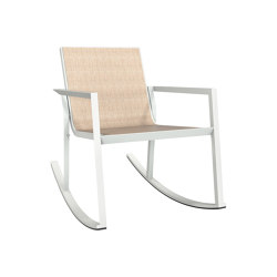 TRIG ROCKING CHAIR | Armchairs | JANUS et Cie