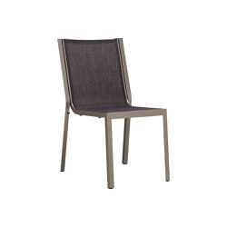 TRIG SIDE CHAIR | Sedie | JANUS et Cie